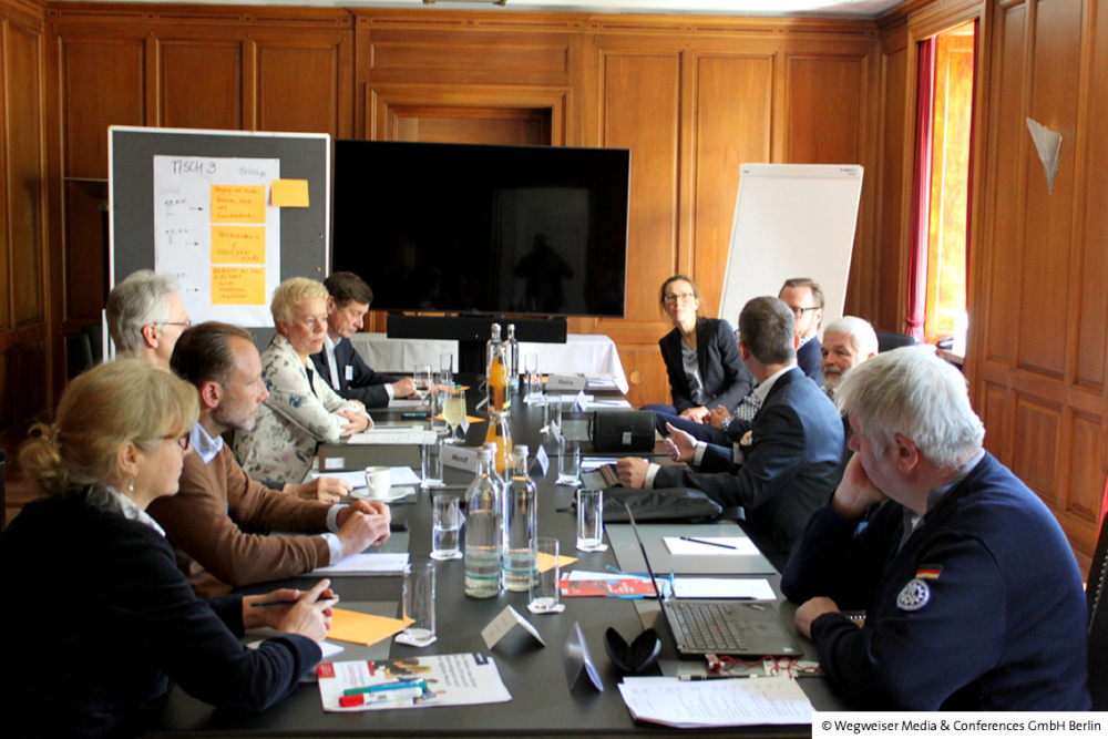 Round-Table Beschaffungskonferenz